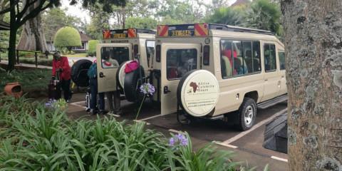 4-Day Lake Naivasha / Lake Nakuru & Masai Mara Safari