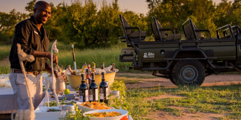 5-Day Greater Kruger Safari with Waterside Lodge