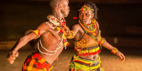 ½-Day Kampala City Tour & Folk Dance Show