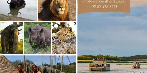 8-Day 7-Night Kruger Park- Swaziland - St Lucia Package