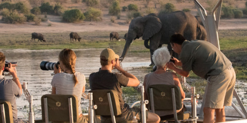 7-Day Chobe National Park Luxury Photo Safari