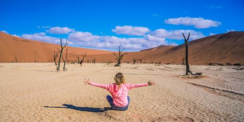 8-Day Etosha, Swakopmund + Namib Desert Exploration