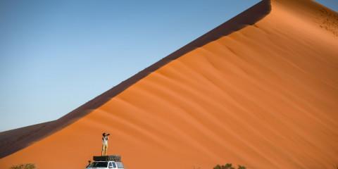7-Day Desert, Coast & Etosha National Park - Self Drive