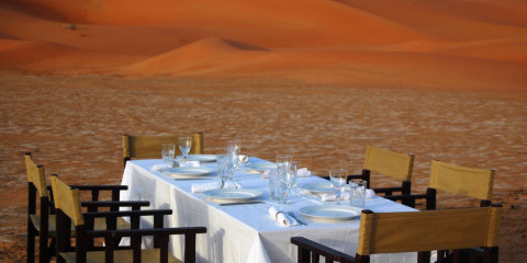 7-Day Luxury Namibia Fly-in & Private Guided Safari