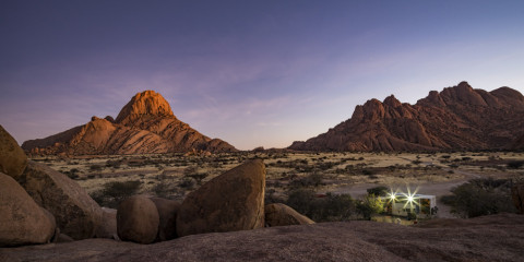 11-Day Namibia Self-Drive and Private Guided Safari