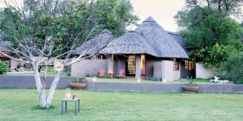 2-Day Arathusa Safari Lodge 1 Night