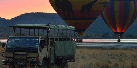 3-Day Pilanesberg Hot Air Balloon Safari