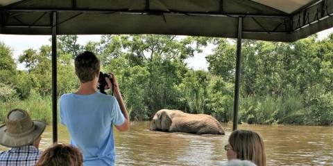 3-Day Kaingo Game Reserve Big 5 Family Friendly
