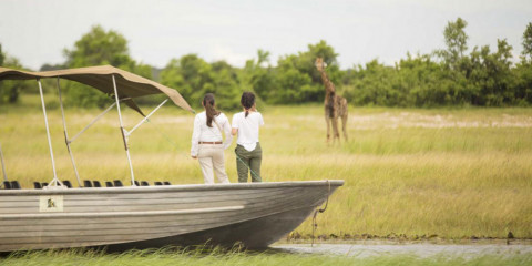 10-Day Botswana & Vicfalls: Quad Biking & Wild Dogs