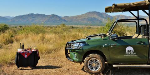 4-Day Black Rhino Game Lodge - Pilanesberg