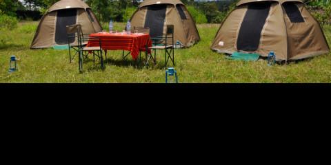 3-Day Budget Camping Safari in Tanzania