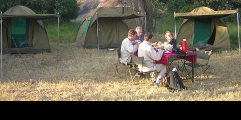 4-Day Ultimate Camping Safari in Tanzania