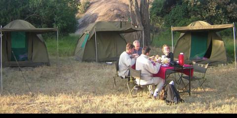 7-Day Explorer Tanzania Camping Safari