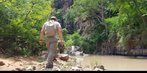 4-Day Chizarira Wilderness Trail