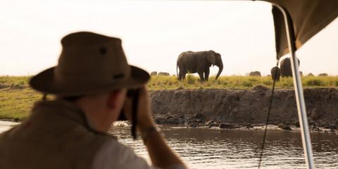 7-Day Victoria Falls + Chobe, Botswana