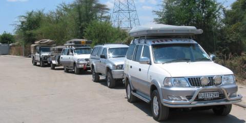 17-Day Namibia Highlights Guided Self-Drive Safari