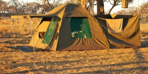 7-Day Botswana Fly-in Tented Safari