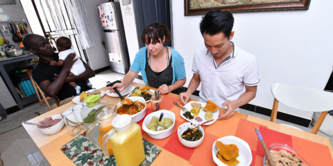 ½-Day Cooking Class with a Local Family