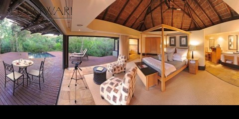 2-Day Shamwari Private Game Reserve 2 Night Offer