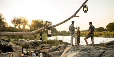 4-Day Nambu Camp - Greater Kruger