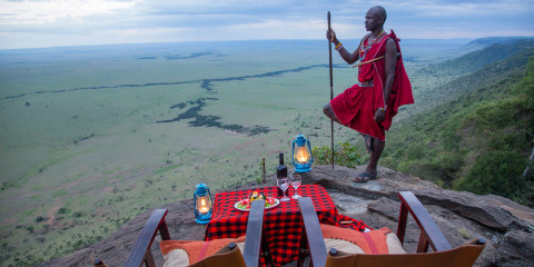 4-Day Masai Mara Book & Pay Later Package