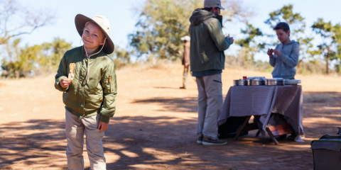 7-Day Safari and Cape Town South Africa Family
