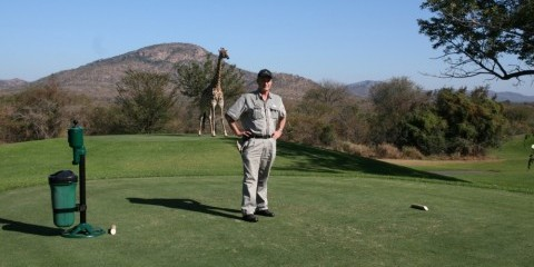 8-Day Private Guided Fly-in African Golf Safari