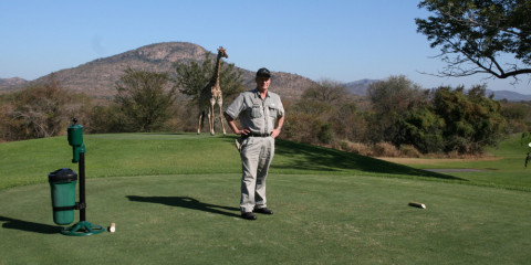 7-Day Private Guided Flying African Golf Safari