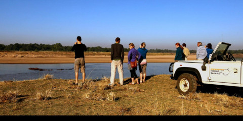 3-Day South Luangwa NP Chalet Experience