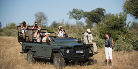 4-Day Safari Lodge Experience