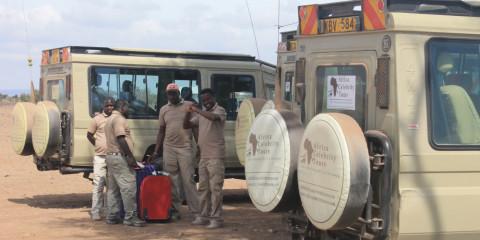 3-Day Maasai Mara Luxury Lodge Safari