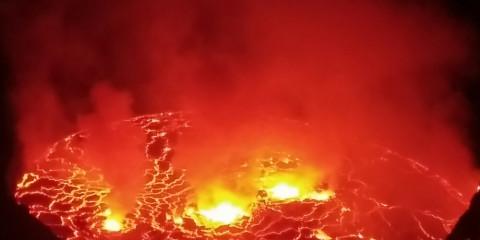 3-Day Nyiragongo Volcano Hiking