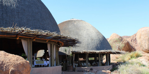 15-Day Namibia Highlights Accommodated Safari