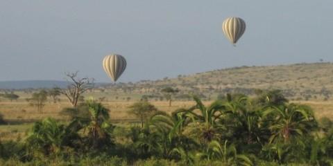 7-Day Serengeti Balloon Safari & Ngorongoro Crater
