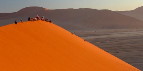 6-Day Namib Desert & Etosha Camping Safari