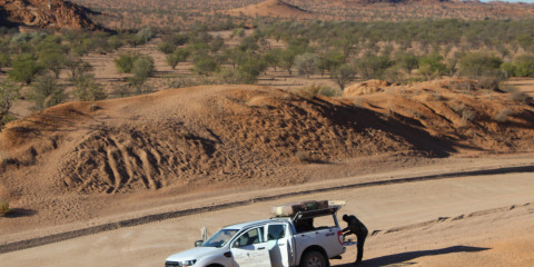 19-Day Namibia South & North Accommodated Tour
