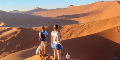 5-Day Namib Desert (Sossusvlei) & Coast Camping Tour