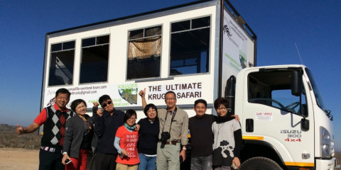 6-Day Mid-Range Accommodated - Full House Kruger Safari