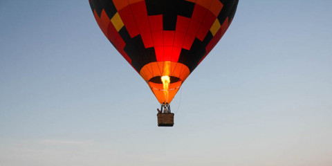 7-Day Botswana Hot Air Balloon Safari