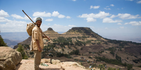 7-Day Historical Fly-in Tour Ethiopia