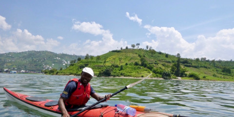 6-Day Trek, Kayak & Explore Rwanda to Meet the Gorillas