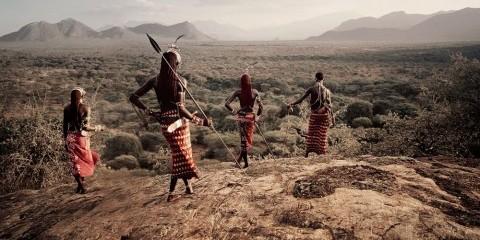 8-Day Horizons of Kenya
