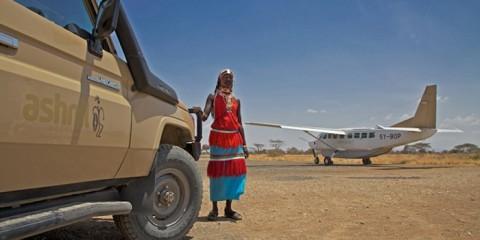 3-Day Masai Mara Exclusive Flying Safari