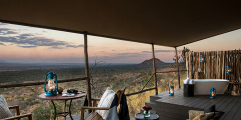 8-Day Special Last Minute Luxury Safari - 5 Star