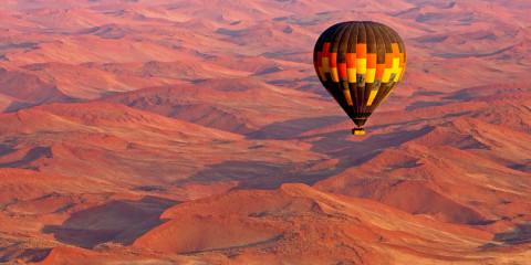 11-Day Namibia Luxury Self-Drive Tour