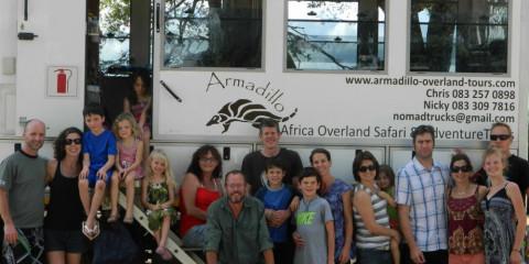 5-Day Mid Range Accommodation Kruger NP Safari