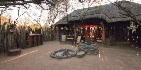2-Day Amakhala Quatermain's Camp