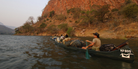 6-Day Zimbabwe Canoe Safari