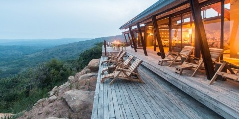 4-Day Hluhluwe Safari with Rhino Ridge Safari Lodge