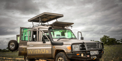 5-Day Greater Kruger Exclusive Safari Expedition
